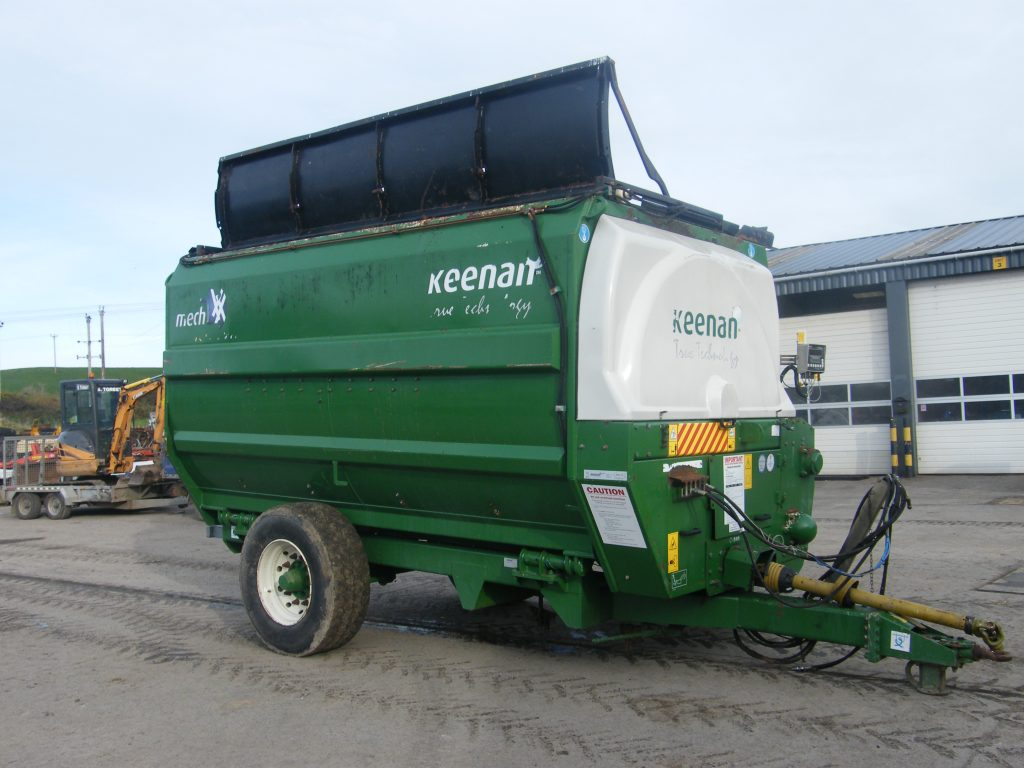 KEENAN FEEDER WAGON | Agricultural Machinery in Glenluce